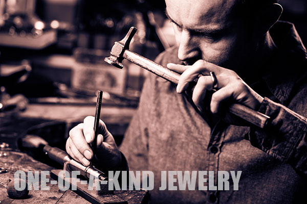 One of a Kind Custom Jewelry Designer