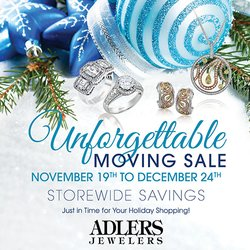 Unforgettable Moving Sale