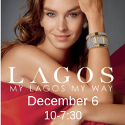 Lagos One Day Trunk Show December 6