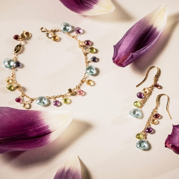 New Jewelry from Marco Bicego's Paradise Collection Has Arrived for Summer 2021
