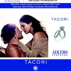 ALL TACORI WEEKEND- MAY 1ST AND 2ND